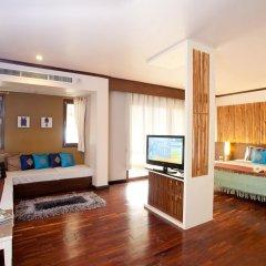 Отель Tanaosri Resort 3* Полулюкс с различными типами кроватей фото 5