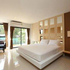 Отель Naka Residence 3* Номер Делюкс двуспальная кровать фото 3