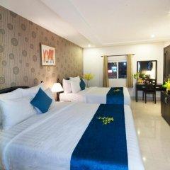 Sunrise Central Hotel 3* Стандартный семейный номер с двуспальной кроватью фото 3