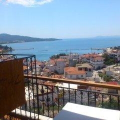 Отель House Mistral Ситония балкон