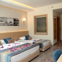 Kervansaray Marmaris Hotel & Aparts 4* Стандартный номер фото 5