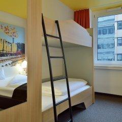 B&B Hotel Nürnberg-Hbf 2* Стандартный семейный номер с двуспальной кроватью фото 4