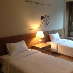 Chern Hostel Стандартный номер с 2 отдельными кроватями