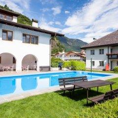 Отель Pension Rebgut Лана бассейн фото 2