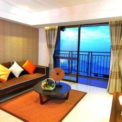 Barry Boutique Hotel Sanya 5* Представительский люкс с различными типами кроватей фото 2