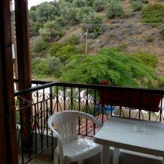 Отель El Capitan Ситония балкон