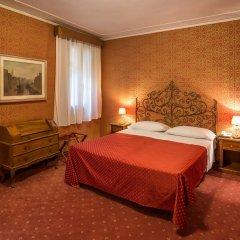 Hotel La Fenice Et Des Artistes 3* Стандартный номер с различными типами кроватей фото 3