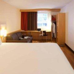 Отель Ibis Genève Centre Nations 3* Стандартный номер с различными типами кроватей фото 3