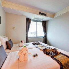 Jomtien Garden Hotel & Resort 4* Люкс с различными типами кроватей фото 8