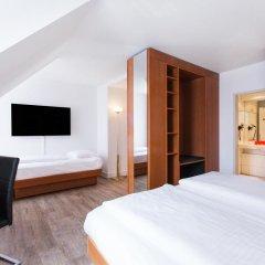 DORMERO Hotel Dresden Airport 4* Стандартный номер с различными типами кроватей фото 5