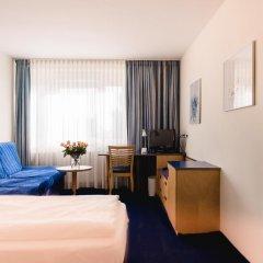 Отель Am Fasangarten Германия, Мюнхен - отзывы, цены и фото номеров - забронировать отель Am Fasangarten онлайн комната для гостей фото 2