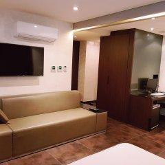 The California Hotel Seoul Seocho 2* Номер Делюкс с 2 отдельными кроватями фото 4