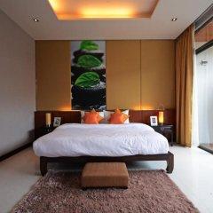 Отель AQUA Villas Rawai 4* Стандартный номер с разными типами кроватей фото 30