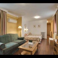 Отель Anacapri 3* Стандартный номер с различными типами кроватей фото 7