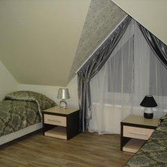 Гостевой дом Три клена Стандартный номер с различными типами кроватей фото 2