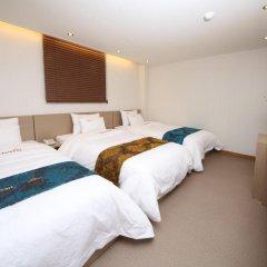 Namsan Hill Hotel 3* Номер Делюкс с различными типами кроватей фото 7