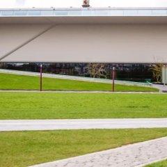 Отель Vondelparkmuseum B&B Нидерланды, Амстердам - отзывы, цены и фото номеров - забронировать отель Vondelparkmuseum B&B онлайн спортивное сооружение