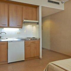 Отель Hesperia Sant Joan Suites 3* Стандартный номер с различными типами кроватей фото 3