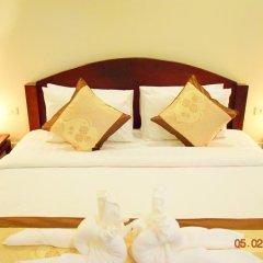 Отель Villa Chitchareune 3* Номер Делюкс с различными типами кроватей фото 8