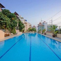 Апартаменты Argyle Apartments Pattaya Улучшенные апартаменты фото 14
