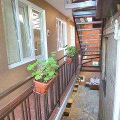 Гостиница Гостевой Дом Амалия в Сочи отзывы, цены и фото номеров - забронировать гостиницу Гостевой Дом Амалия онлайн балкон