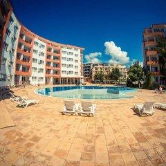 Апартаменты GT Riviera Fort Beach Apartments Равда бассейн фото 2
