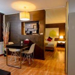 I Residence Hotel Silom 3* Люкс с различными типами кроватей фото 5