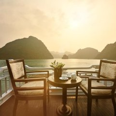 Отель Paradise Privilege Cruise балкон