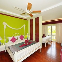 Отель Krabi Success Beach Resort 4* Улучшенный номер с различными типами кроватей фото 3