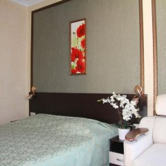 Баунти Отель 2* Люкс с различными типами кроватей фото 3