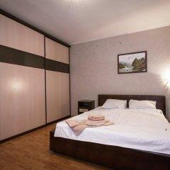 Гостиница Эдем Взлетка Улучшенные апартаменты разные типы кроватей