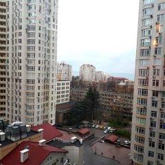 Апартаменты Франсуаза Апартаменты балкон
