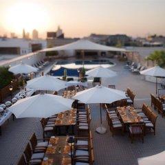Mövenpick Hotel Bur Dubai питание фото 3