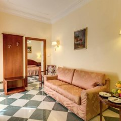 Hotel Contilia комната для гостей