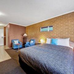Отель Bendigo Central Deborah 3* Стандартный номер с различными типами кроватей фото 2