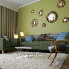 Отель Così Apartment Бельгия, Брюссель - отзывы, цены и фото номеров - забронировать отель Così Apartment онлайн комната для гостей фото 2