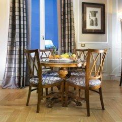 Rome Marriott Grand Hotel Flora 4* Президентский люкс с различными типами кроватей фото 4