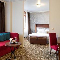Arena di Serdica Hotel 5* Стандартный номер разные типы кроватей фото 3
