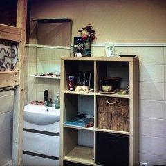 Хостел Дом Аудио Кровати в общем номере с двухъярусными кроватями фото 31