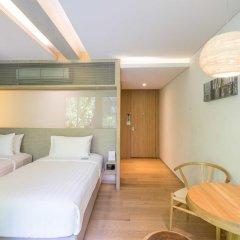 Отель Ad Lib 4* Стандартный номер с различными типами кроватей фото 14