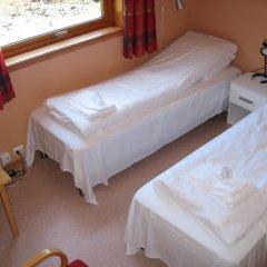 Отель Holmavatn Ungdoms og Misjonssenter Стандартный номер с различными типами кроватей фото 3