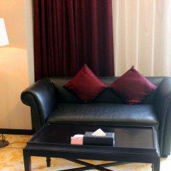 Libo Business Hotel 4* Номер Делюкс с различными типами кроватей фото 10