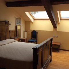 Отель Villa della Quercia Италия, Вербания - отзывы, цены и фото номеров - забронировать отель Villa della Quercia онлайн комната для гостей фото 3
