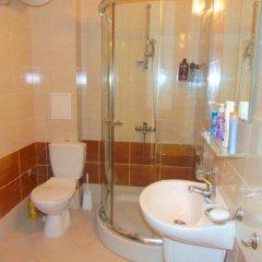 Апартаменты Sea View Apartment in New Line Village Свети Влас ванная