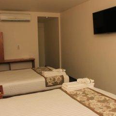 AM Hotel & Plaza 3* Стандартный номер с различными типами кроватей фото 9