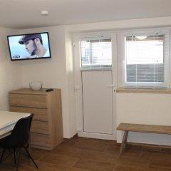 Апартаменты Odense Apartments Студия с различными типами кроватей фото 6