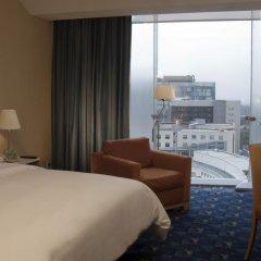 Отель Doubletree By Hilton Mexico City Santa Fe 4* Стандартный номер фото 3