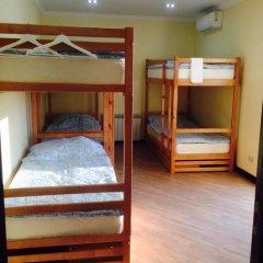 Централ Хостел Сочи Кровать в мужском общем номере фото 12