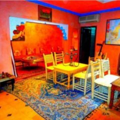 Hostel Kif-Kif Кровать в общем номере с двухъярусной кроватью фото 3