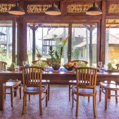 Отель Beachfront Citakara Sari Villas Индонезия, Бали - отзывы, цены и фото номеров - забронировать отель Beachfront Citakara Sari Villas онлайн питание фото 3